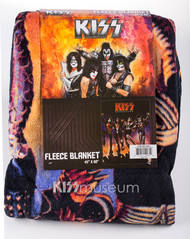 KISS Blanket - Destroyer Fleece 2015