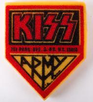 KISS Army Concert Sponge, 1979
