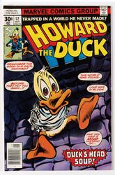 KISS Comic - Howard the Duck #12