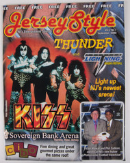 KISS Magazine - Jersey Style, September 2000