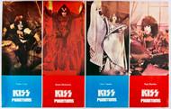 KISS Poster - ITALIAN Phantoms Lobby Poster '78