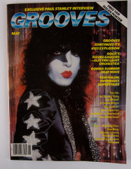 KISS Magazine - Grooves, Paul May 1979