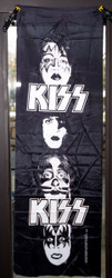 KISS Tapestry - Vertical Dynasty