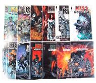 KISS Comics - Psycho Circus, set of 12