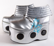 KISS Ace Frehley Autographed Alive Boots, #186/200