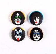 KISS Buttons - Lot #19