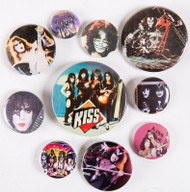 KISS Buttons - Lot #5