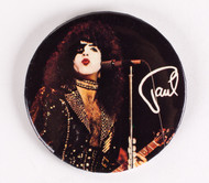 KISS Button - Paul Alive II