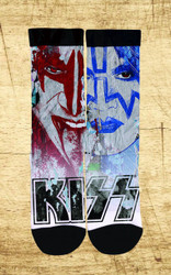 KISS Socks - Color Splash