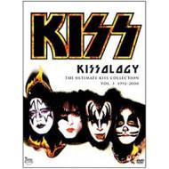 KISSology 3 DVD with bonus Irvine Meadows '96 concert (open)