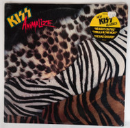 KISS Vinyl Record LP - Animalize, (sealed)