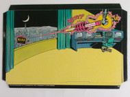 KISS Colorforms - Play field