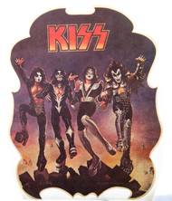 KISS Iron-On - Destroyer '76