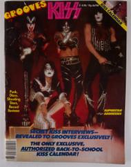 KISS Magazine - Grooves #7, all-KISS 1978 (8/10)