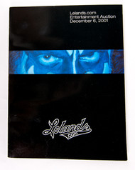 KISS Auction Catalog - Leland's 12/06/01 Entertainment