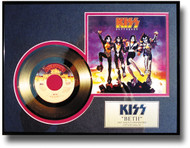 KISS Gold Record - Beth 45