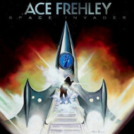 Ace Frehley CD - Space Invader, (open)