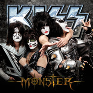 KISS CD - Monster, special edition 3-D lenticular cover, (sealed)