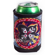 KISS Can Cooler Huggie - Rock and Roll Over