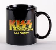 KISS Coffee Mug - KISS Monster Mini Golf black