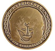 Eric Carr Coin - Bronze