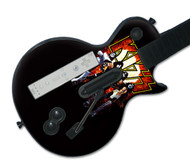 KISS  Guitar Hero Les Paul Wii Controller Music Skin - Love Gun