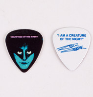 Eric Carr Guitar Pick - Creatures of the Night