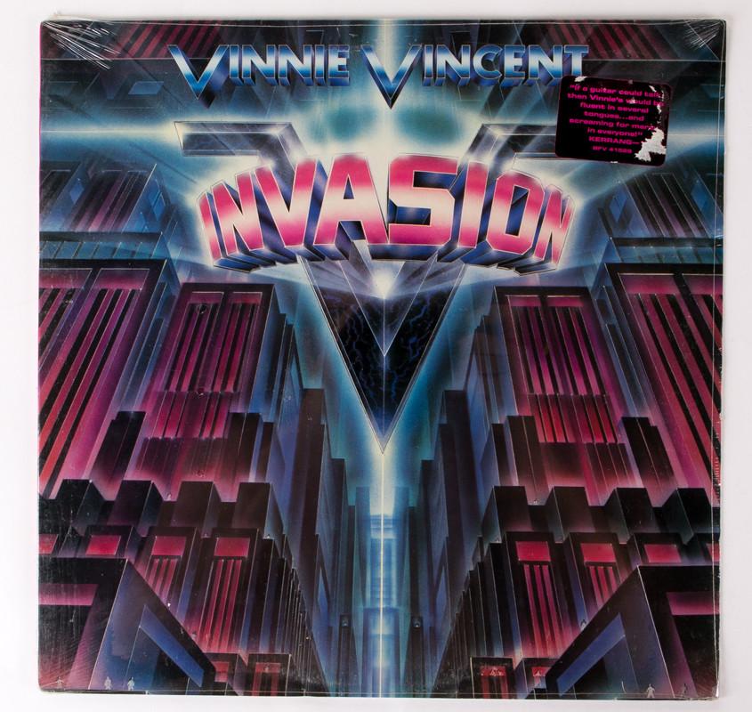 Vinnie Vincent Invasion Vinyl Lp Vinnie Vincent Invasion
