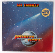 Frehley's Comet Vinyl LP - Frehley's Comet, (sealed, cut-out)