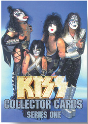 KISS Trading Cards - Cornerstone Series 1 Gold Foil