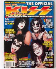 KISS Magazine - KISS Alive, 1996