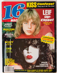 KISS Magazine - 16, June 1979, Paul