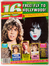 KISS Magazine - 16, February 1980, Paul