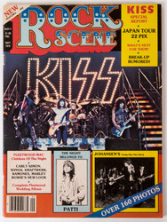 KISS Magazine - Rock Scene, September 1978