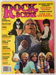 KISS Magazine - Rock Scene, March 1979