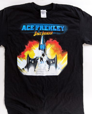 Ace Frehley T-Shirt - Space Invader VIP, (size M)
