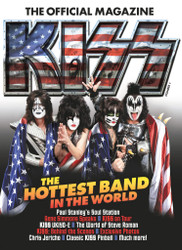 KISS Magazine - Official KISS Magazine 2016
