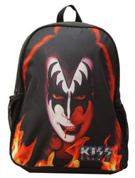 KISS Back Pack - Gene the Demon