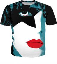 KISS T-Shirt - Paul Face, (all-over print)