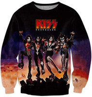 KISS Sweat Shirt - Destroyer