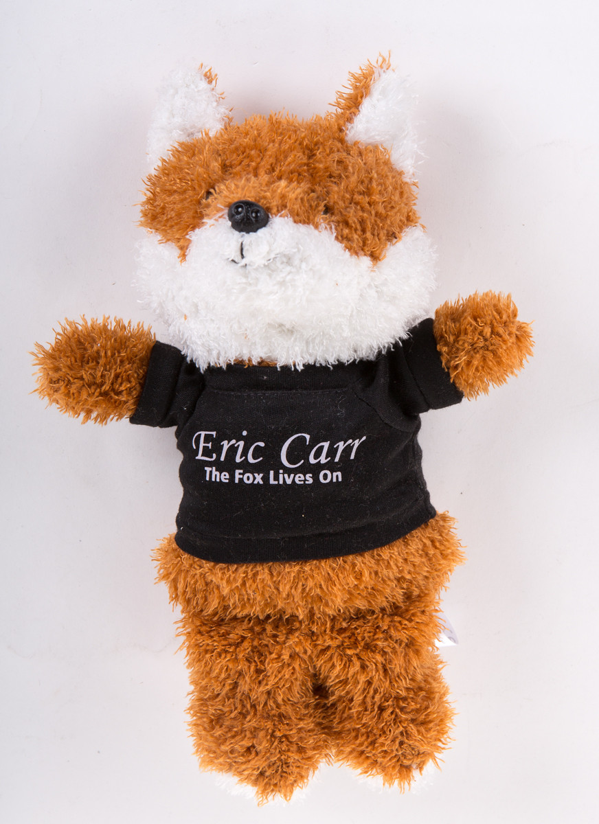 C Fox Guitar For Sale Eric Carr Stuffed Fox ...
