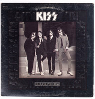 "KISS Vinyl Record - KISS Dressed to Kill 12"" LP, (5/10 condition)"