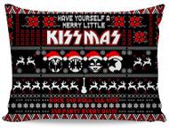 KISS Pillow Case - Merry Little KISSmas