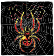 KISS Bandana - Spider