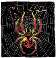 KISS Bandana - Spider