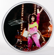 Eric Carr Drumhead, (k)