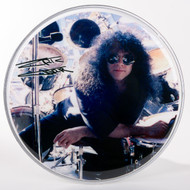 Eric Carr Drumhead, (i)