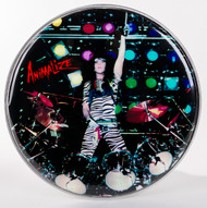 Eric Carr Drumhead, (g)