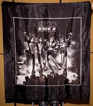 KISS Banner - KISS Destroyer