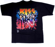 KISS T-Shirt - KISS Destroyer 20 Years of Destruction, size L